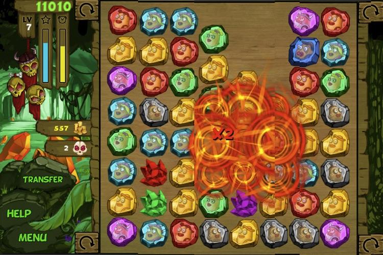 Cannibal Cookout : Link Up screenshot-3