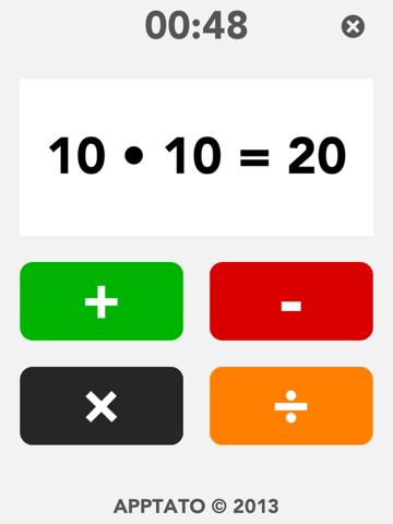 単純な数学のゲームのおすすめ画像1