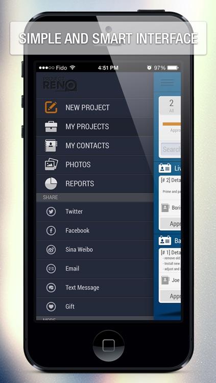Project Reno screenshot-0
