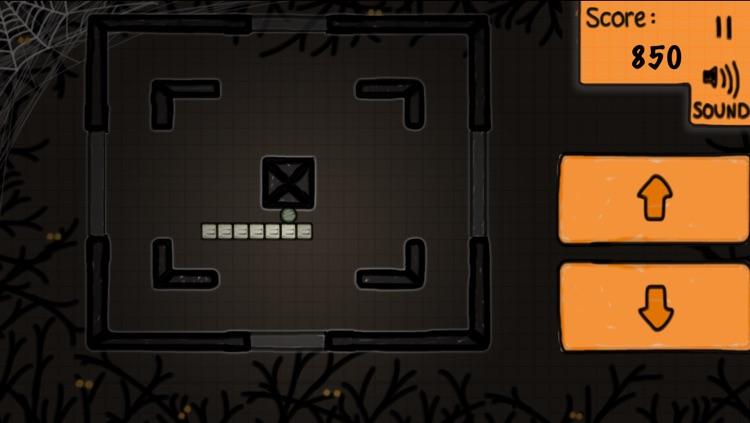 Glow Doodle Snake screenshot-4