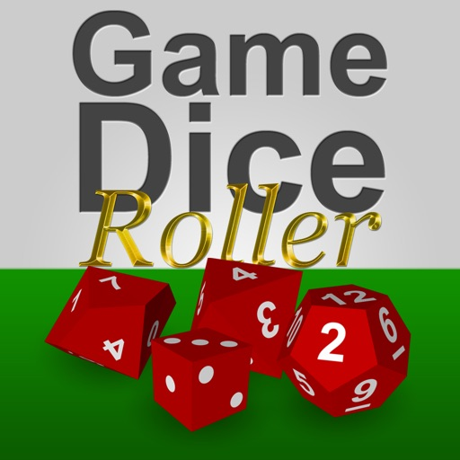 The Game Dice Roller
