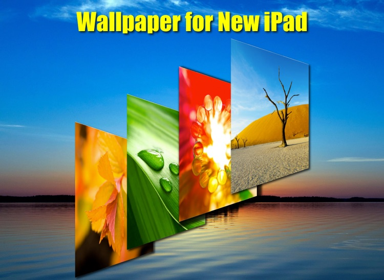 Wallpapers for New iPad