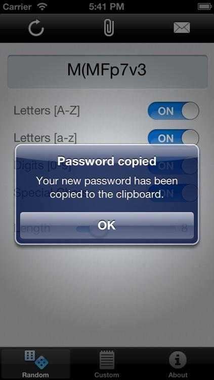 PasswordMe