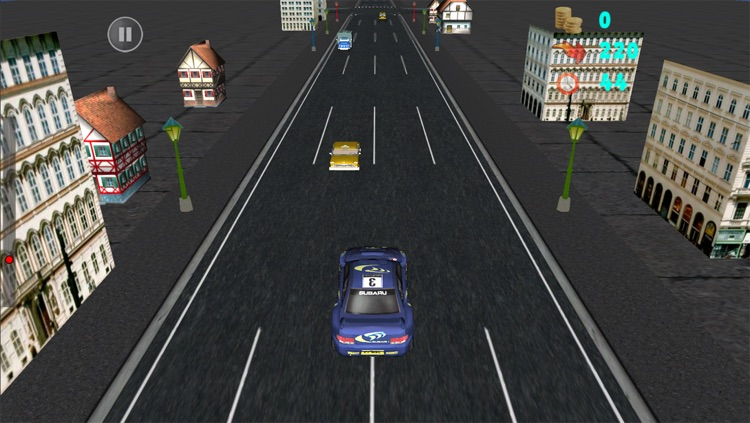 Crazy Speed Car Racing : A Hot Rider screenshot-3