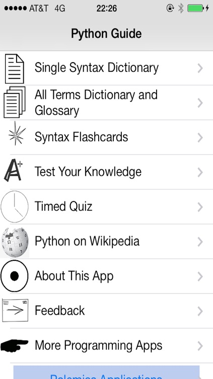 Python Tutorial and Flashcards