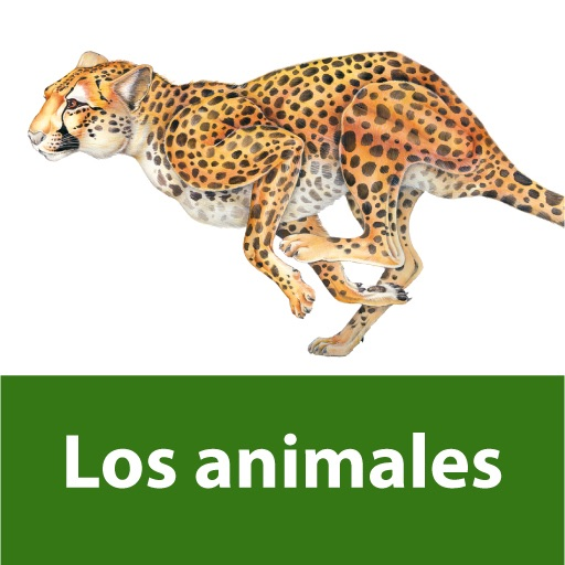 Wild animals. Visual Encyclopaedia of Questions icon