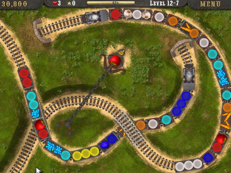 Loco Train HD screenshot-4