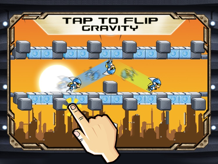 Gravity Guy HD FREE!