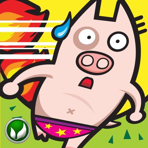 極速豬腩 (Speedy Pigs 中文版)