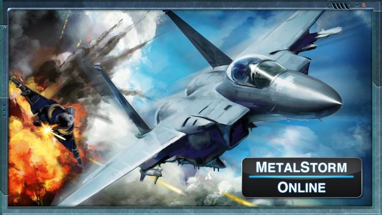 MetalStorm: Online screenshot-4