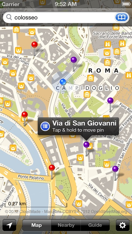 Smart Maps - Rome screenshot-0