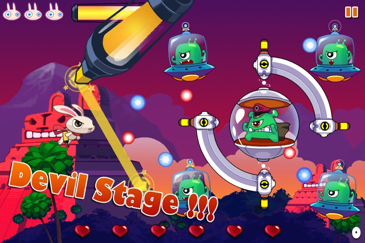Carrot War screenshot-3