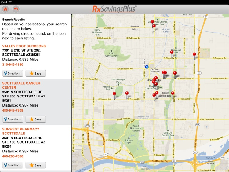 Drug and Clinic Discounts screenshot-3