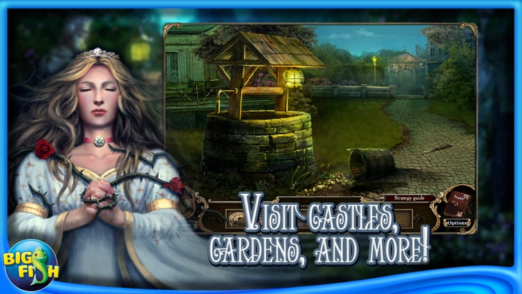 Dark Parables: Curse of Briar Rose Collector's Edition (Full) screenshot-3