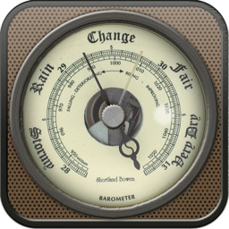 iBarometer for iPhone & iTouch