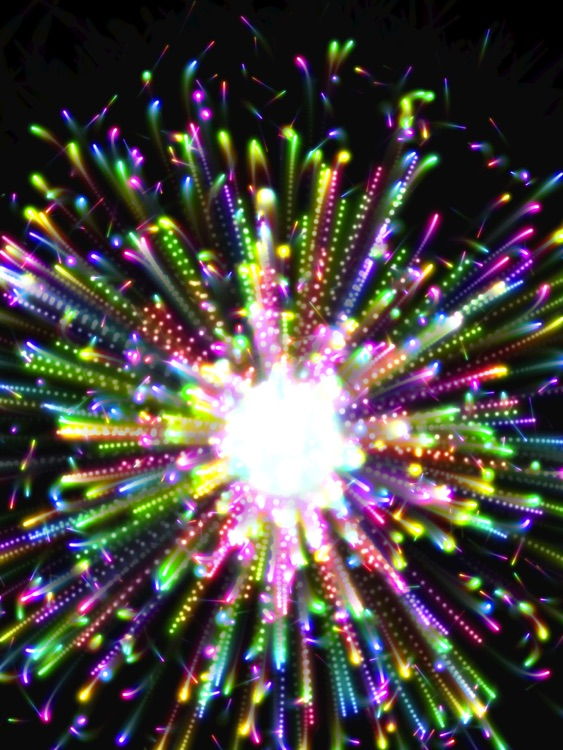 Real Fireworks Visualizer Pro screenshot-3