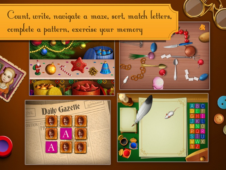 The Nutcracker and The Mystery of The Disappearing Cheese screenshot-3