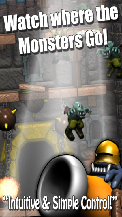 Sam Swipe Castle World screenshot-2