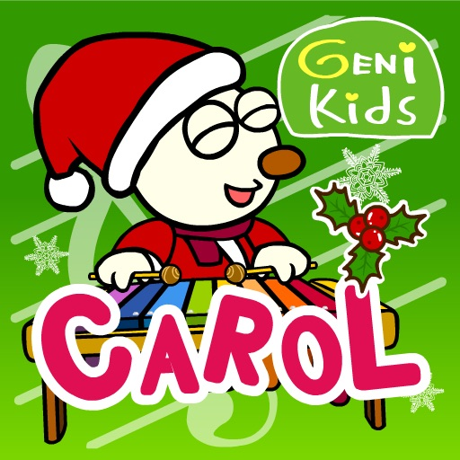 Genikids Christmas Carol icon