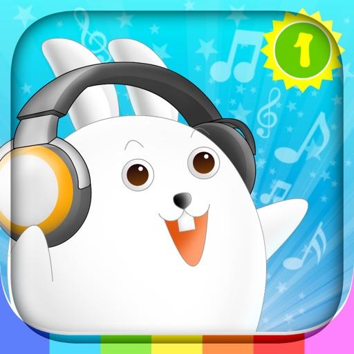 BabyStar : 亲子互动歌 HD