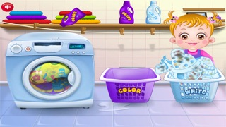 Baby Learn Washing Clothes-3
