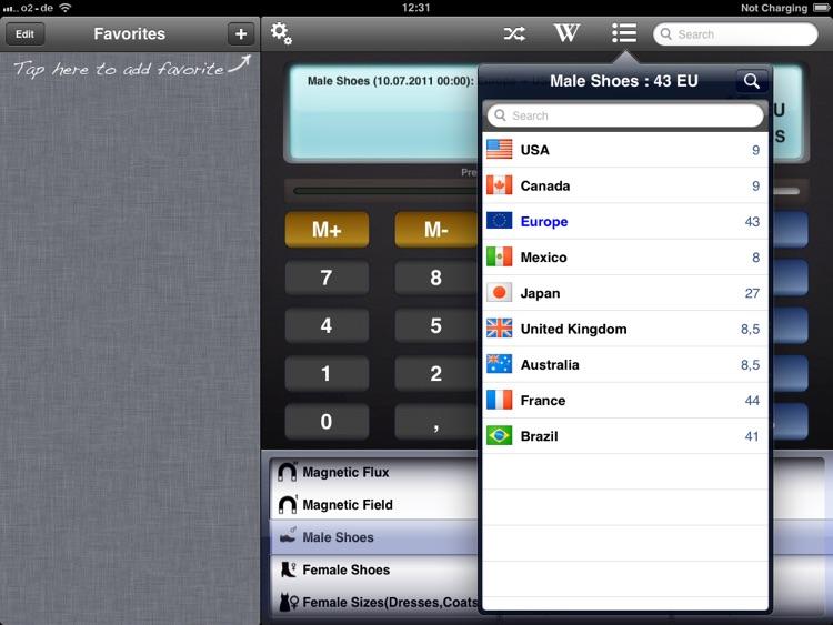 Measures HD screenshot-4