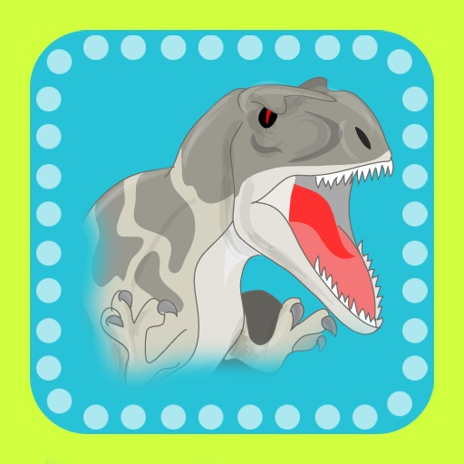 Flashcards Puzzles - Dinosaurs
