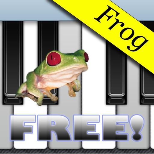 Frog Piano Free iOS App