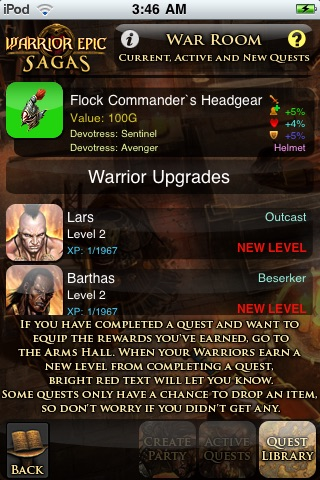 Warrior Epic: Sagas screenshot-3