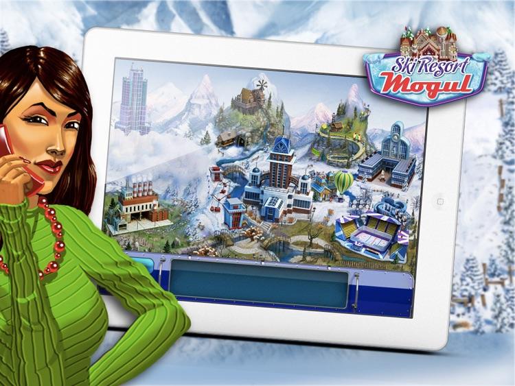 Ski Resort Mogul HD screenshot-3