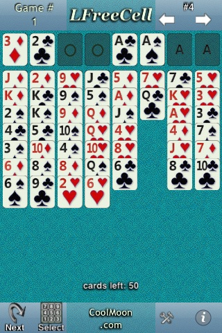 Freecell Solitaire LFreeCell
