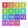 高速スライドパズル (15パズル + 8パズル) - iPadアプリ