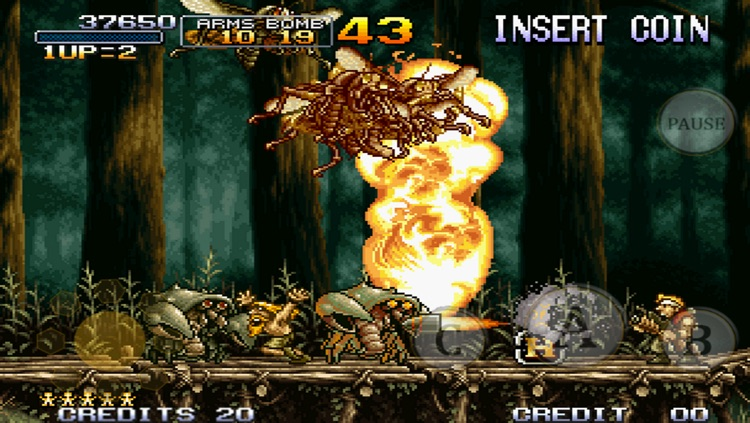 METAL SLUG 3 screenshot-1