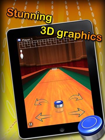 iShuffle Bowling на iPad