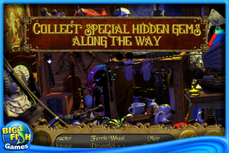 Mystery Seekers: The Secret of the Haunted Mansion screenshot-2