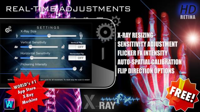 Amazing X-Ray FX ² LITE Screenshot