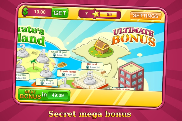 Slots Planet — Free Addictive Video Slots screenshot-4