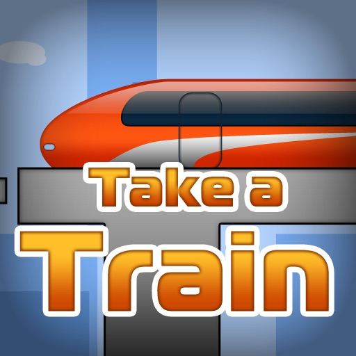 Take a Train Game HD Lite icon