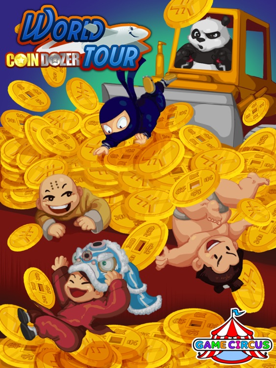Coin Dozer - World Tour HD