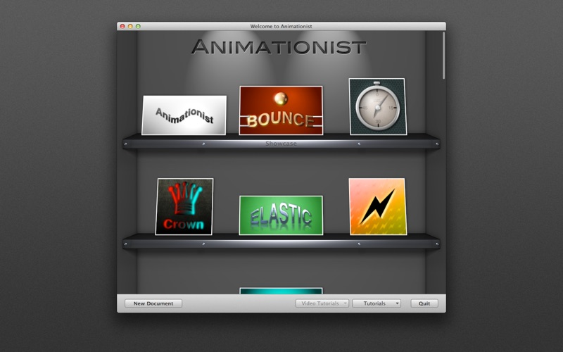 Screenshot #2 pour Animationist