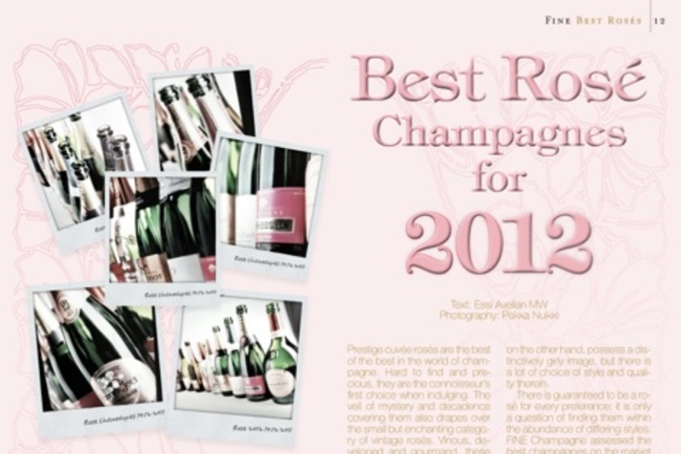 FINE Champagne Magazine screenshot-1