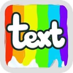 Color Text Emoji
