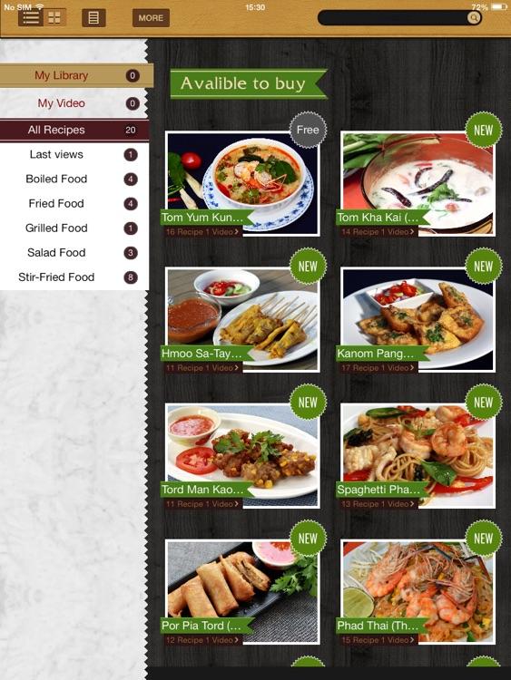 Thai Cooking Recipes