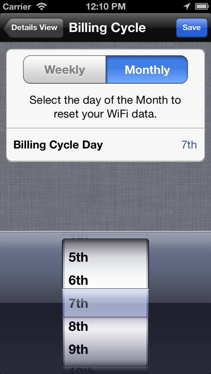 Data Control - Manage Data Usage in Real Time screenshot-4