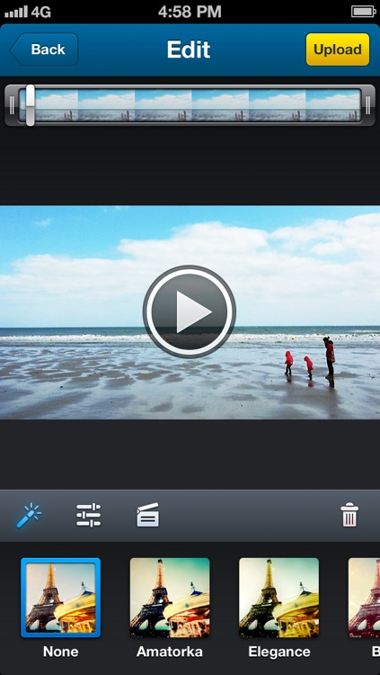 Dailymotion Caméra – Capture, edit, publish and share all your favorite video moments on-the-go screenshot-3