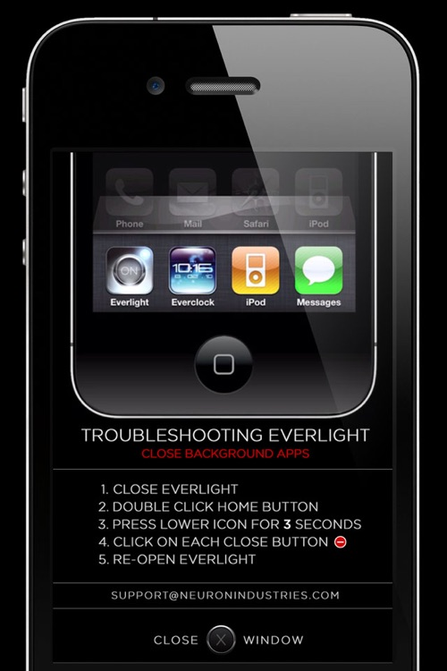 Flashlight - Everlight Free screenshot-4