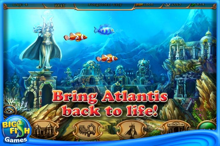 Hidden Wonders of the Depths 3: Atlantis Adventures (Full) screenshot-4