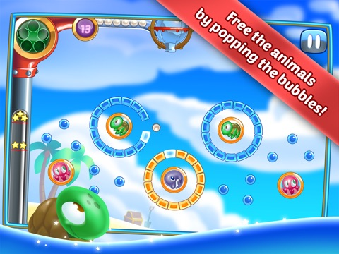 Pearl Pop - Casual Arcade Shooter Game for Kids, Boys and Girls-ipad-0