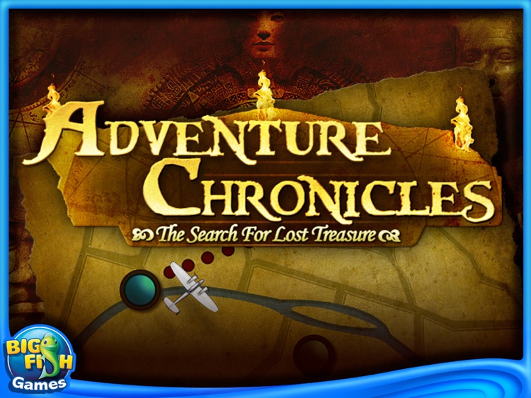 Adventure Chronicles: The Search for Lost Treasure HD (Full) screenshot-0