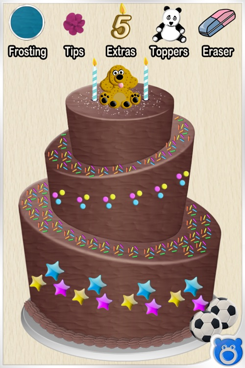 Cake Fun! FREE screenshot-0